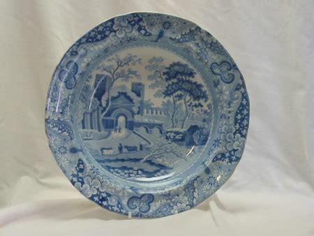 white pattern bowling spode castle pattern bowl china rose antiques