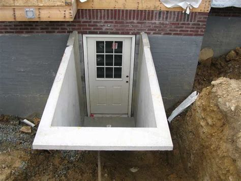 basement entrance contractors basement entrance ideas