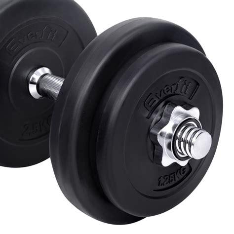 Dumbbell Set 20 Kg 20kg fitness exercise dumbbell set