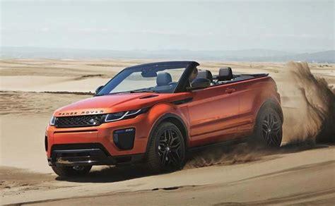 land rover evoque convertible revealed ndtv carandbike