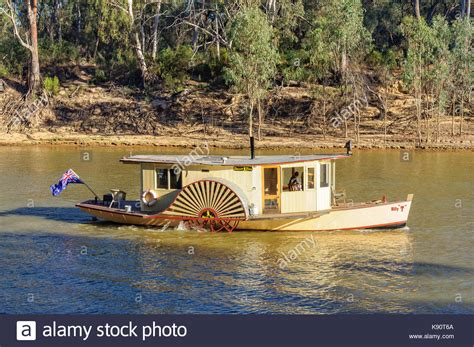paddle boats victoria park murray river stock photos murray river stock images alamy