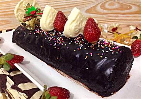 Cup Kue Rol Hitam Roll resep birthday cake coklat image inspiration of cake and birthday decoration