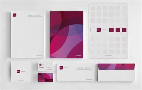 50 Inspiring Exles Of Corporate Identity And Branding Printrunner Blog Branding Package Template