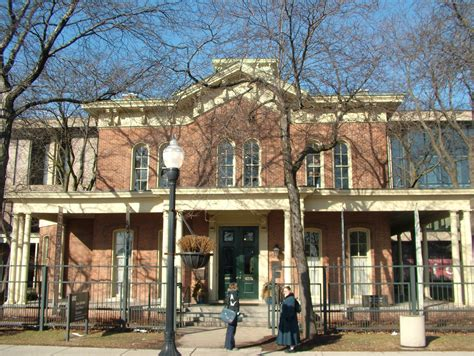 the hull house hull house again time tells