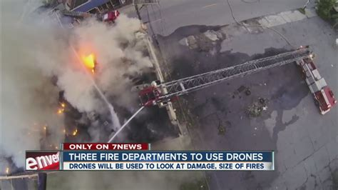 fire fighting drone three cool ways drones can help save lives page 2 of 2