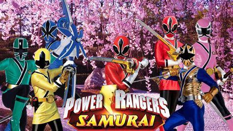 painting of power rangers samurai power rangers samurai by butters101 on deviantart