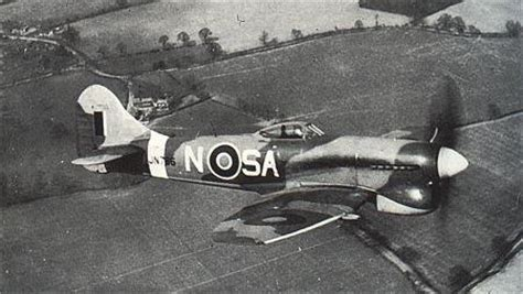 tempest squadrons of the asisbiz tempest tempest mkv raf 486sqn sa n jn766 on patrol 1944 01
