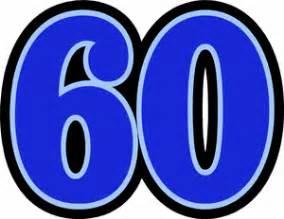 cliparts number 60 clip art life