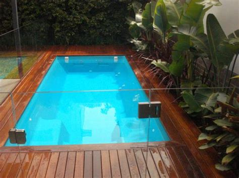 Small Retractable Awning Pool Decking Design Ideas Get Inspired By Photos Of Pool