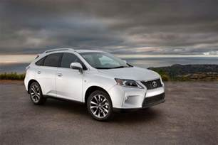 2015 Lexus Rx 350 F Sport 2015 Lexus Es Gs Ls Ct Gx Lx Updated For New Model Year