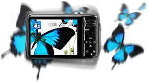 Kamera Samsung Pl120 samsung pl120 digitalkamera 2 7 zoll schwarz de