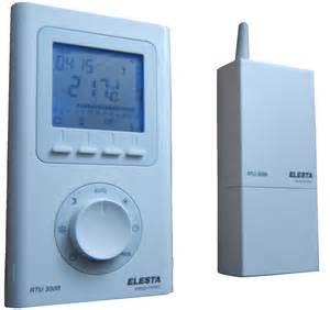 Thermostat Sans Fil Pour Chaudiere