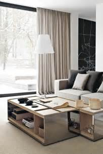 wohnzimmer gardinen modern die besten 17 ideen zu wohnzimmer vorh 228 nge auf
