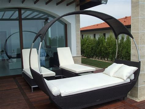 patio bed furniture 40 outdoor beds for an amazing summer