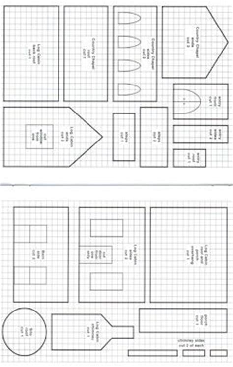 Gingerbread House Patterns Templates by Best 25 Gingerbread House Template Ideas On