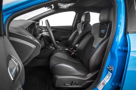 Ford Focus Rs Interior by 2016 Ford Focus Rs Test Driving Ford S 350 Hp Awd