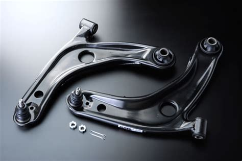 Lower Arm Toyota Yaris New Vios moonface rollcenter adjust lower arm for yaris scp90 ncp91