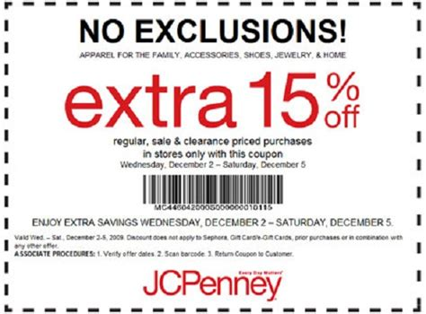 printable jcpenney sephora coupons jcpenney coupons get great discount