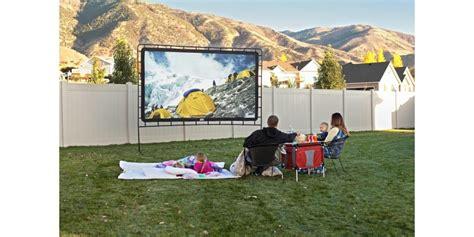 backyard big screen outdoor big screen 144