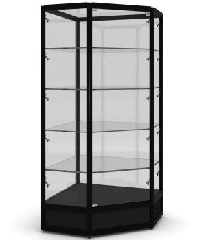 MSC 242 Corner Cabinet ? Display Cabinets & Glass Cabinets