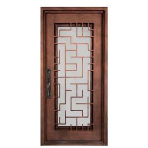 iron doors unlimited 40 in x 98 in bel sol classic