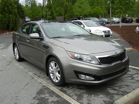 Value Of 2013 Kia Optima 2013 Kia Optima Pictures Cargurus