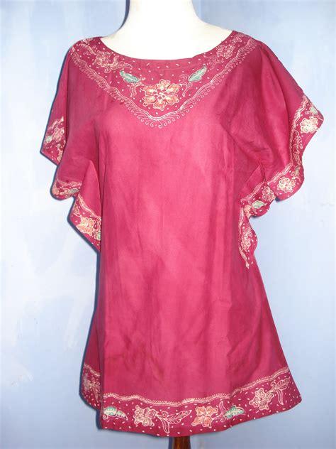 Baju Setelan Wanita 39 novano batik baju batik wanita