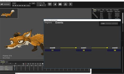 unity tutorial event unity runtimes creature