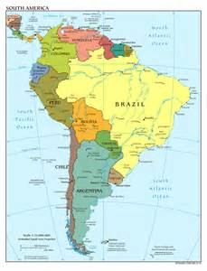 world map and south america maps of south america map library maps of the world