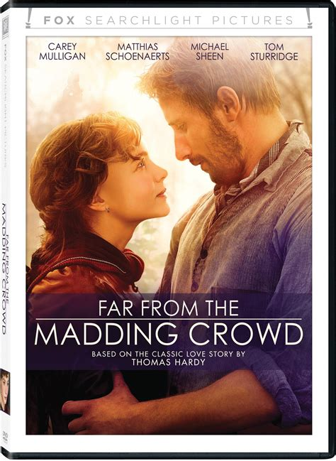far from the madding far from the madding crowd dvd release date august 4 2015