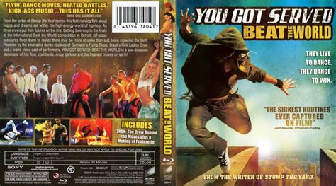 Cover Mesin Beat Karbu Original A you got served beat the world scanned covers you got served 2 dvd covers