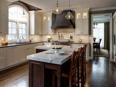 kitchen l shaped island 25 kitchen island ideas home dreamy