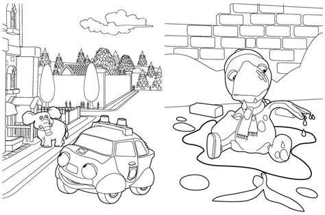 Heroes Coloring Pages For by Coloring Heroes Of The City