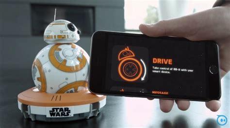 film robot paling keren inilah bb 8 droid star wars mainan robot paling keren