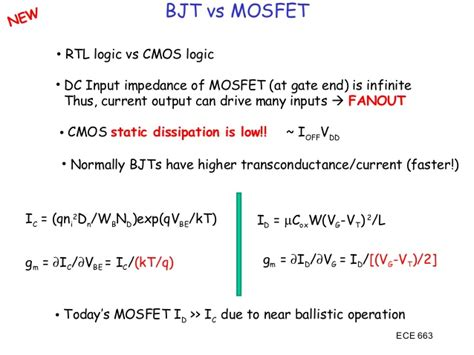 bjt transistor gm lec17 mosfet iv