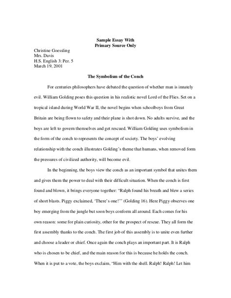 Guide To Writing An Analytical Essay by A Guide To Writing The Literary Analysis Essay