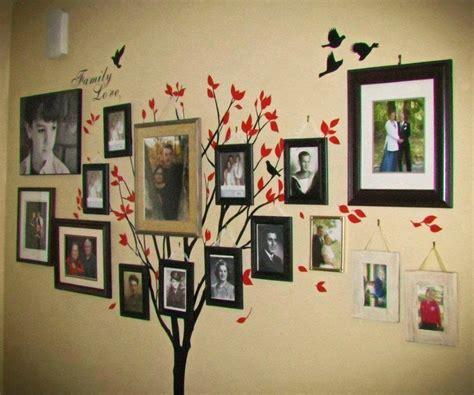 diy family tree wall decor beesdiy