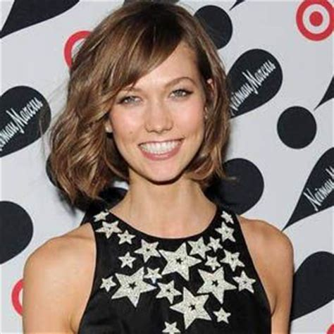 victorias secret model with bob haircutjnnnamnaasmtgyiuop victoria s secret model karlie kloss is proud to be the