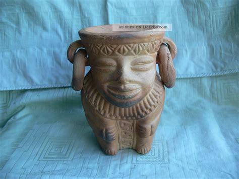 Indischer Tisch 487 by Azteken Inka Vase Planztopf Tongef 228 223 Alt Rar Ansehen