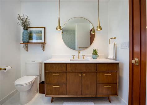 mid century bathroom mid century bathroom in el segundo ca midcentury