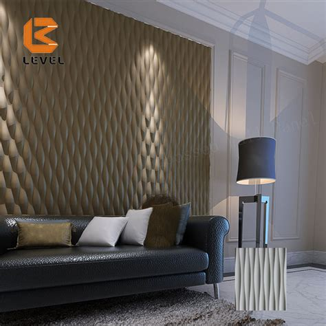Interior Design Mdf by 1220 2440mm 3d Mdf Board Decorative Wall Panels For