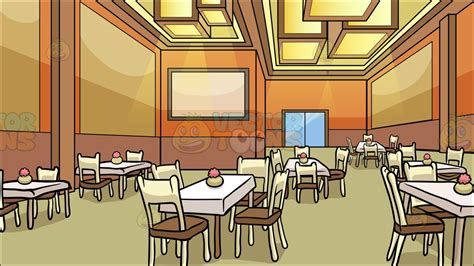 cartoon dining room cartoon clipart a restaurant dining room background