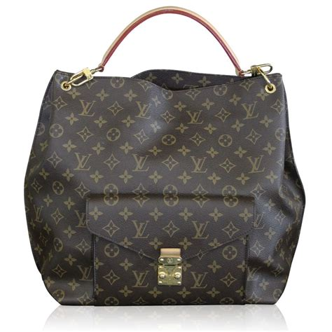 louis vuitton metis monogram canvas shoulder bag