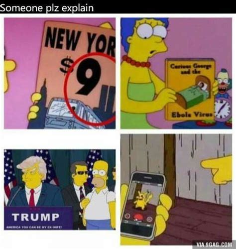 the simpsons 911 predict how did the simpsons predict things correctly quora