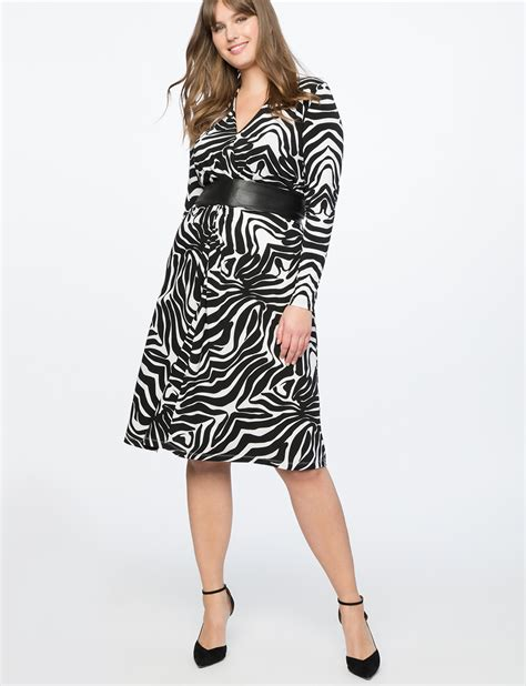 Twist Front Dress by Twist Front Printed Dress S Plus Size Dresses