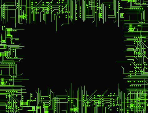 circuit layout engineer free stock photo 481 green electronic frame jpg