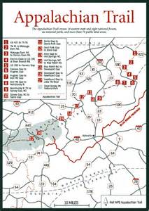 appalachian trail carolina map be my travel guide for the carolinas pirate4x4