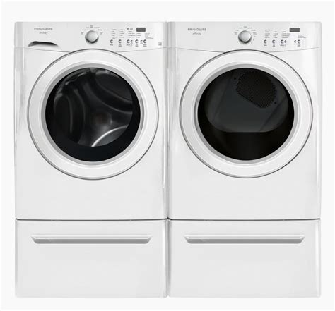 front load washer and dryer frigidaire washer and dryer