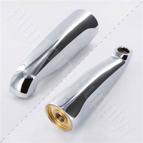 long bathtub spout find extra long bath tub spouts