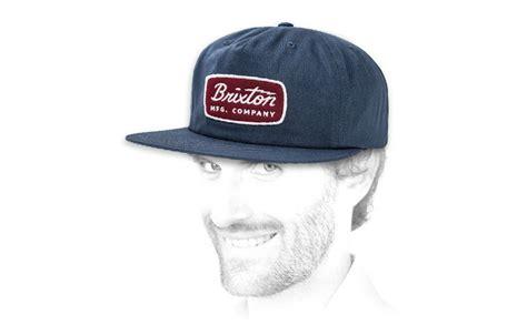 Snapback Brixton Supply 2 snapback blau cap destrukturiert jolt hp snapback washed navy brixton headict